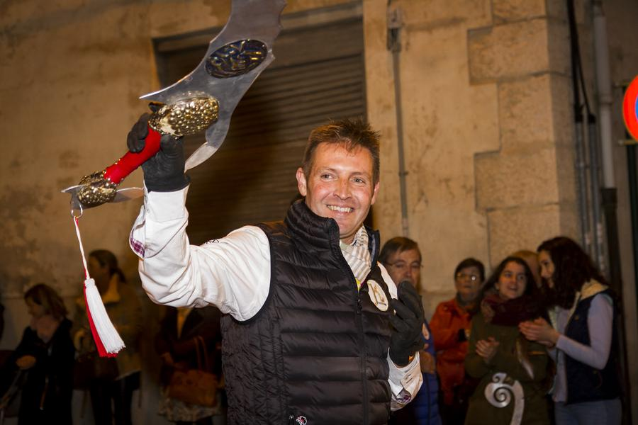 MIg Any Moros y Cristianos Ontinyent. Cefe Micó, capitán moro 2017