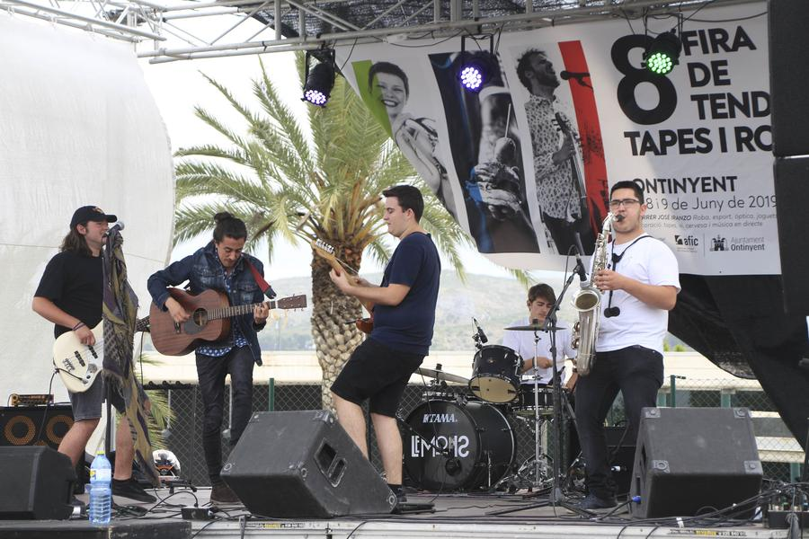 VIII Fira Tapes, tendes i Rock Ontinyent